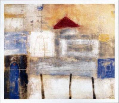 City Lights II-Marta Gomezlechon-Art Print