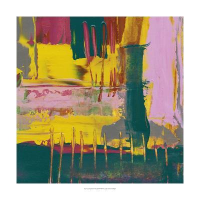 City Lights II-Jennifer Goldberger-Art Print