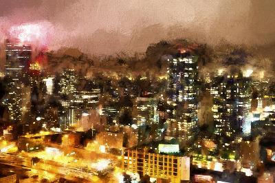 City Night-Philippe Hugonnard-Giclee Print