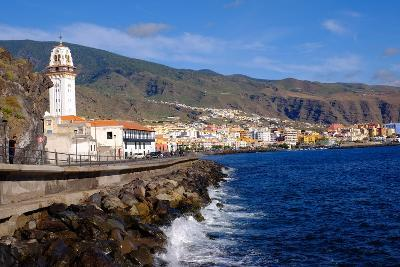 City of Candelaria in the Eastern Part of the Island of Tenerife, Canary Islands, Spain, Europe-Carlo Morucchio-Photographic Print
