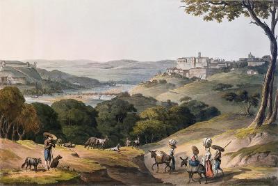 City of Coimbra-Thomas Staunton St. Clair-Giclee Print