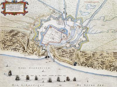 City of Dunkirk-Jan Blaeuw-Giclee Print