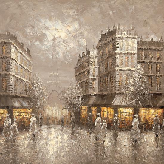 City of Light-Gerard Letellier-Art Print