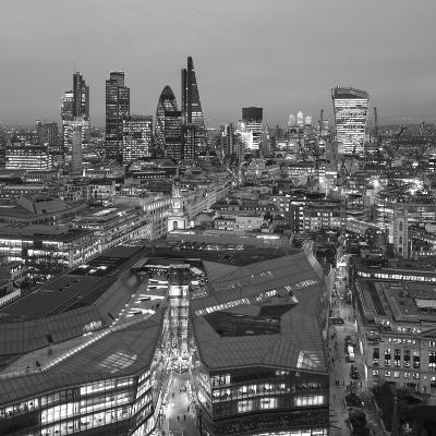 City of London Skyline, London, England-Jon Arnold-Photographic Print