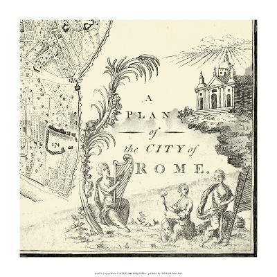 City of Rome Grid IX--Art Print