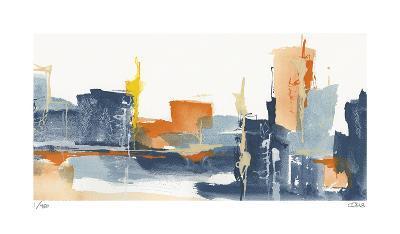 City Orange II-Chris Paschke-Limited Edition