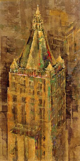 City Ornate III-Longo-Giclee Print