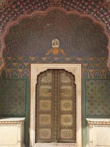 City Palace, Jaipur, Rajasthan, India, Asia