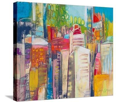 City Parks 3--Stretched Canvas Print