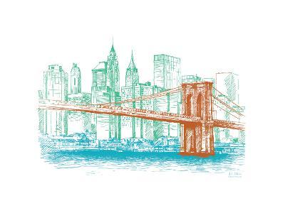 City Print Project--Premium Giclee Print