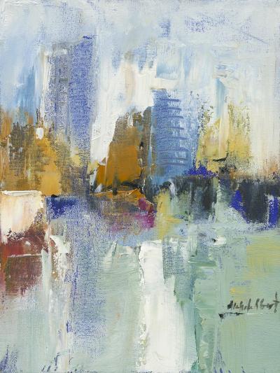 City Reflection I-Michele Gort-Art Print