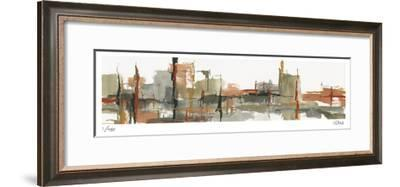 City Rust-Chris Paschke-Framed Limited Edition