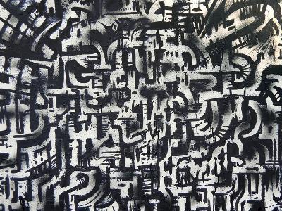 City Scape, 2011-Cram Concepts-Art Print