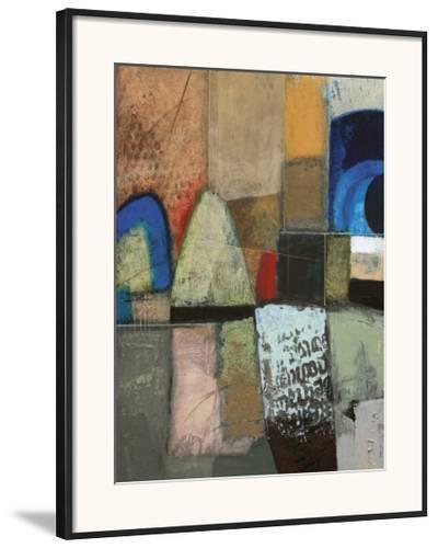 City Scene I-David Bailey-Framed Art Print