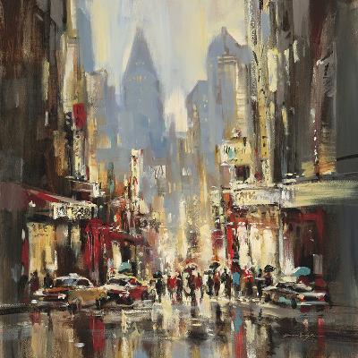 City Sensation-Brent Heighton-Art Print