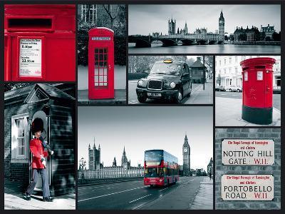 City Sights-Joseph Eta-Giclee Print
