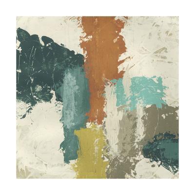 City Signals II-June Erica Vess-Art Print