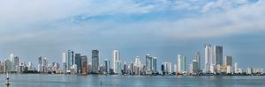 City Skyline, Bocagrande, Cartagena, Bolivar, Colombia