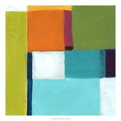 City Square II-June Vess-Premium Giclee Print