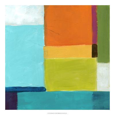 City Square III-June Vess-Premium Giclee Print