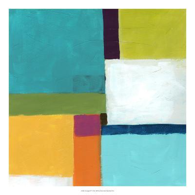 City Square IV-June Vess-Premium Giclee Print