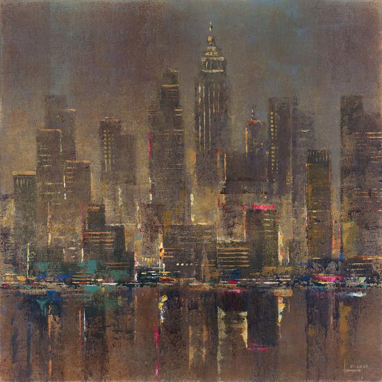 City Stage I-Longo-Giclee Print