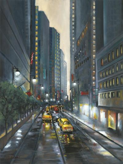 City Street II-J^ Adams-Art Print