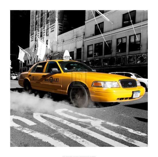 City Streets IV-Joseph Eta-Art Print