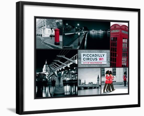 City Tour-Joseph Eta-Framed Giclee Print