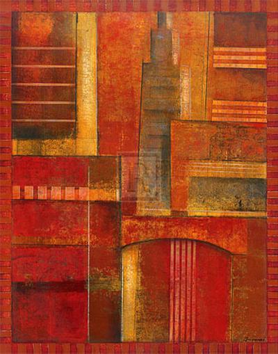 City Towers II-Giovanni-Art Print
