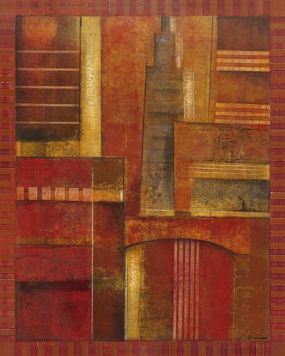 City Towers II-Giovanni-Giclee Print