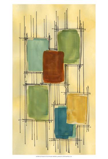 City Windows I-Charles McMullen-Art Print