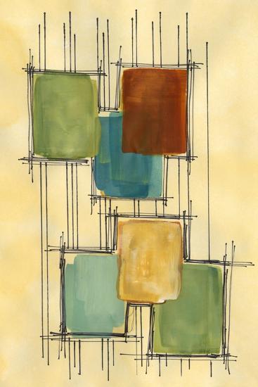 City Windows II-Charles McMullen-Art Print