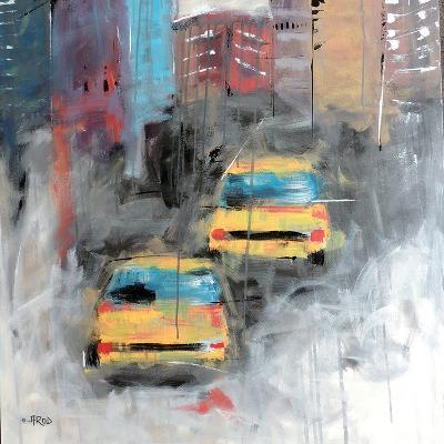 City-Annie Rodrigue-Art Print