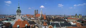 Cityscape, Munich, Germany