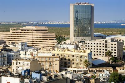 Cityscape of Tunis, Tunis, Tunisia, North Africa-Nico Tondini-Photographic Print