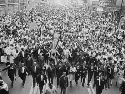 Civil Rights Chicago March 1965