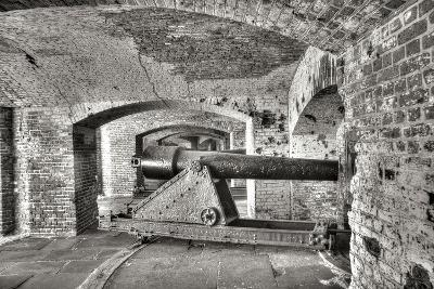 Civil War Fort II-George Johnson-Photographic Print