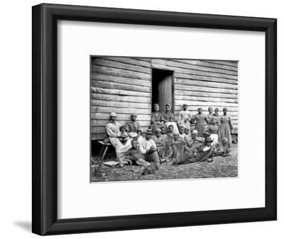 Civil War: Freed Slaves