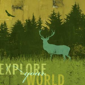 Explore Your World 2 by CJ Elliott
