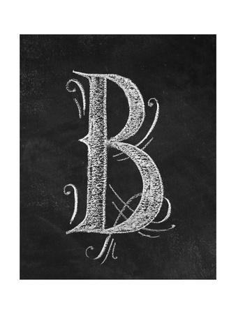 B Curly Chalk Capital