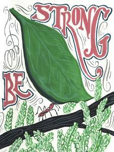 Be Strong by CJ Hughes