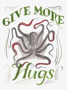 Give More Hugs by CJ Hughes