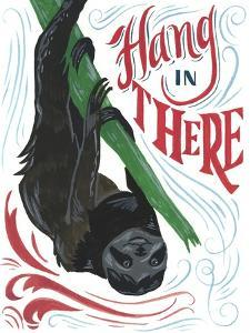 Hang in There by CJ Hughes