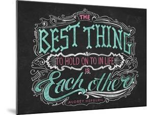 The Best Thing in Life by CJ Hughes