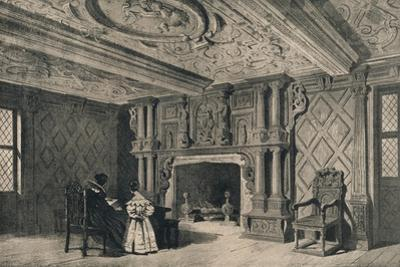 The Drawing-Room, Park Hall, Shropshire, 1915