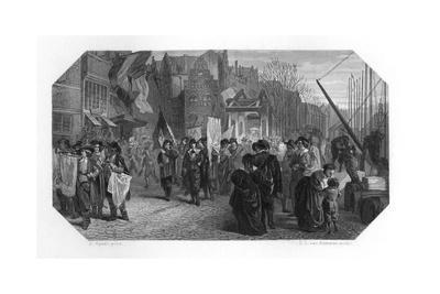 Rederijkers, Rotterdam, Netherlands, 1642