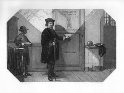 Rembrandt Harmenszoon Van Rijn, 17th Century Dutch Painter, C1870