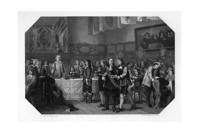 St Luke's Feast, Amsterdam, Netherlands, 21st October 1653