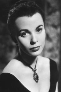 Claire Bloom, English Film, Stage and Television Actress, C1947-1955